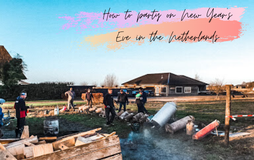 How to party on New Year's Eve in the Netherlands