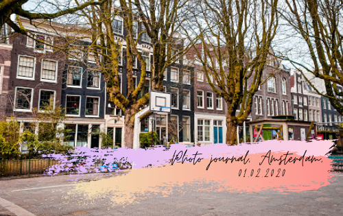 Photo journal, Amsterdam, 01.02.2020